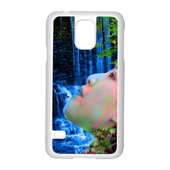 Fountain Of Youth Samsung Galaxy S5 Case (White)
