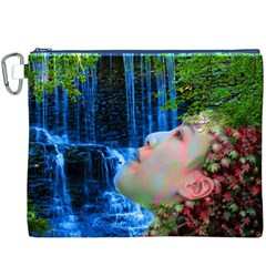 Fountain Of Youth Canvas Cosmetic Bag (XXXL)