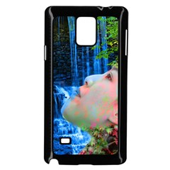 Fountain Of Youth Samsung Galaxy Note 4 Case (black)