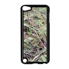 Linaria Grass Pattern Apple Ipod Touch 5 Case (black)