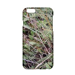 Linaria Grass Pattern Apple iPhone 6 Hardshell Case