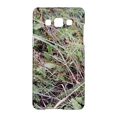 Linaria Grass Pattern Samsung Galaxy A5 Hardshell Case