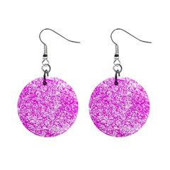Pink & White Collection Mini Button Earrings