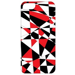 Shattered Life Tricolor Apple Iphone 5 Classic Hardshell Case