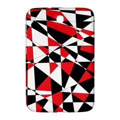 Shattered Life Tricolor Samsung Galaxy Note 8 0 N5100 Hardshell Case