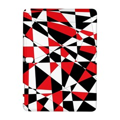 Shattered Life Tricolor Samsung Galaxy Note 10 1 (p600) Hardshell Case