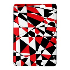 Shattered Life Tricolor Kindle Fire HDX 8.9  Hardshell Case
