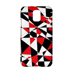 Shattered Life Tricolor Samsung Galaxy S5 Hardshell Case