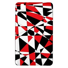 Shattered Life Tricolor Samsung Galaxy Tab Pro 8 4 Hardshell Case