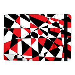 Shattered Life Tricolor Samsung Galaxy Tab Pro 10 1  Flip Case