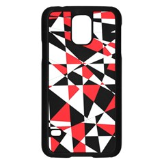 Shattered Life Tricolor Samsung Galaxy S5 Case (Black)