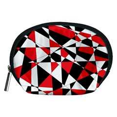 Shattered Life Tricolor Accessory Pouch (Medium)