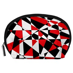 Shattered Life Tricolor Accessory Pouch (Large)