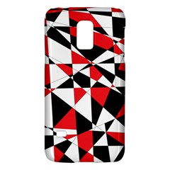 Shattered Life Tricolor Samsung Galaxy S5 Mini Hardshell Case