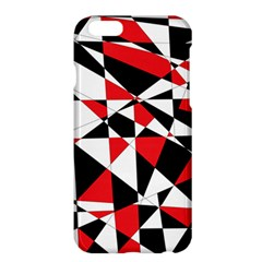 Shattered Life Tricolor Apple iPhone 6 Plus Hardshell Case