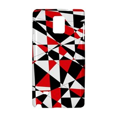 Shattered Life Tricolor Samsung Galaxy Note 4 Hardshell Case