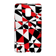 Shattered Life Tricolor Samsung Galaxy Note Edge Hardshell Case