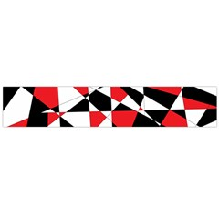 Shattered Life Tricolor Flano Scarf (Large)