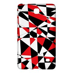 Shattered Life Tricolor Samsung Galaxy Tab 4 (8 ) Hardshell Case