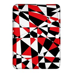 Shattered Life Tricolor Samsung Galaxy Tab 4 (10 1 ) Hardshell Case