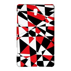 Shattered Life Tricolor Samsung Galaxy Tab S (8 4 ) Hardshell Case