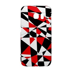 Shattered Life Tricolor Samsung Galaxy S6 Edge Hardshell Case