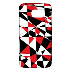Shattered Life Tricolor Samsung Galaxy S6 Hardshell Case