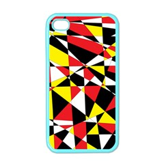 Shattered Life With Rays Of Hope Apple Iphone 4 Case (color)