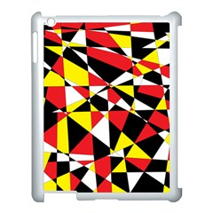 Shattered Life With Rays Of Hope Apple Ipad 3/4 Case (white)