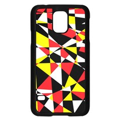 Shattered Life With Rays Of Hope Samsung Galaxy S5 Case (Black)