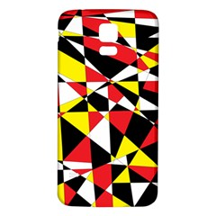 Shattered Life With Rays Of Hope Samsung Galaxy S5 Back Case (White)