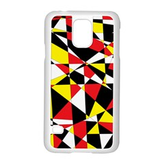 Shattered Life With Rays Of Hope Samsung Galaxy S5 Case (white)