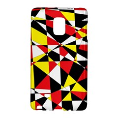 Shattered Life With Rays Of Hope Samsung Galaxy Note Edge Hardshell Case