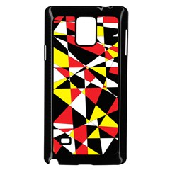 Shattered Life With Rays Of Hope Samsung Galaxy Note 4 Case (Black)