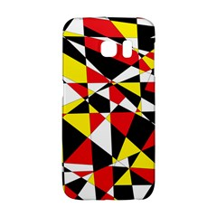 Shattered Life With Rays Of Hope Samsung Galaxy S6 Edge Hardshell Case