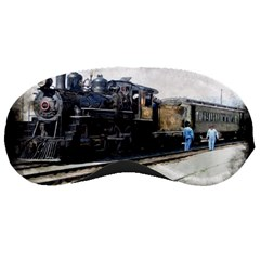 The Steam Train Sleep Eye Mask