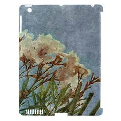 Floral Grunge Vintage Photo Apple Ipad 3/4 Hardshell Case (compatible With Smart Cover)