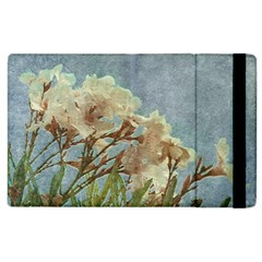 Floral Grunge Vintage Photo Apple Ipad 2 Flip Case