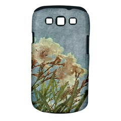 Floral Grunge Vintage Photo Samsung Galaxy S Iii Classic Hardshell Case (pc+silicone)