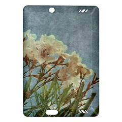 Floral Grunge Vintage Photo Kindle Fire HD (2013) Hardshell Case