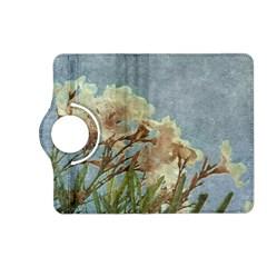 Floral Grunge Vintage Photo Kindle Fire HD (2013) Flip 360 Case