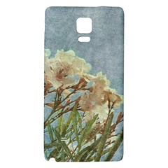 Floral Grunge Vintage Photo Samsung Note 4 Hardshell Back Case
