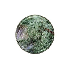 Rustic Grass Pattern Golf Ball Marker (for Hat Clip)