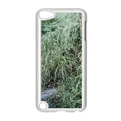 Rustic Grass Pattern Apple Ipod Touch 5 Case (white)