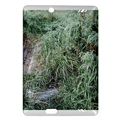 Rustic Grass Pattern Kindle Fire HD (2013) Hardshell Case