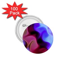 Rippling Satin 1 75  Button (100 Pack)