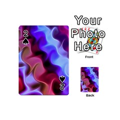 Rippling Satin Playing Cards 54 Designs (mini)