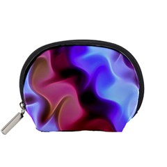 Rippling Satin Accessory Pouch (Small)