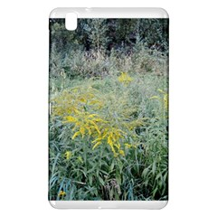 Yellow Flowers, Green Grass Nature Pattern Samsung Galaxy Tab Pro 8.4 Hardshell Case