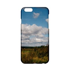 Rural Landscape Apple iPhone 6 Hardshell Case
